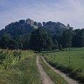 View Of The Fortress  by Koenigstein