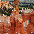 View Of Thor's Hammer In Bryce Canyon by Pierre Leclerc Photography