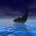 Viking Ship by Corey Ford