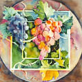 Vineyard by Joan  Jones