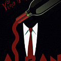 Vino Rosso  by Cinema Photography