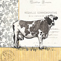 Vintage Farm 4 by Debbie DeWitt