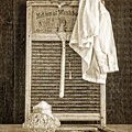 Vintage Laundry Room by Edward Fielding