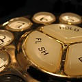 Vintage Rotary Dial Phone by Yali Shi