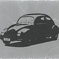 Vw Beetle by Naxart Studio