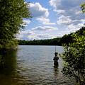 Walden Pond  by Rae Breaux