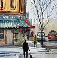 Walking The Dog by Ryan Radke