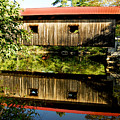 Warner Covered Bridge by Greg Fortier