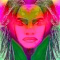 Warrior Goddess IIII by Devalyn Marshall