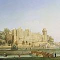 Warwick Castle by Francis Harding