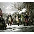 Washington And His Generals  by War Is Hell Store