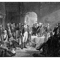 Washington Meeting His Generals by War Is Hell Store