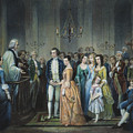 Washingtons Marriage by Granger