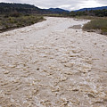 Water Flowing After Record-setting by Rich Reid