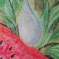 Water Watermelon by Aldonia Bailey