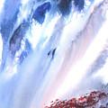 Waterfall by Mui-Joo Wee