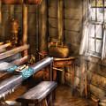Weaver - The Weavers Room by Mike Savad