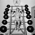 Weightlifting Woman by Evans