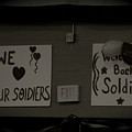 Welcome Home Soldiers by Aimee Galicia Torres