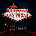 Welcome To Las Vegas by Steve Gadomski