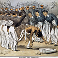 West Point Cartoon, 1880 by Granger