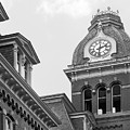 West Viriginia University Clock Tower by University Icons