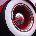 Wheel Reflection by Carol Milisen