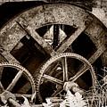 Wheels Of Time by Gabriela Insuratelu
