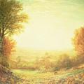 When The Sun In Splendor Fades by John MacWhirter