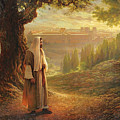 Wherever He Leads Me by Greg Olsen