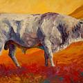 White Bull by Marion Rose