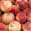 White Peaches by John Trax