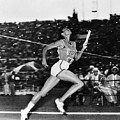 Wilma Rudolph (1940-1994) by Granger
