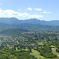 Windward Oahu Panorama I by David Cornwell/First Light Pictures, Inc - Printscapes