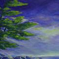 Windy Lake Superior by Joanne Smoley