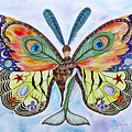 Winged Metamorphosis by Lucy Arnold