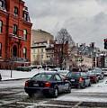 Winter In D.c. by Jimmy Ostgard