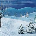 Winter Solstice by Bedros Awak