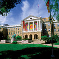 Wisconsin Bright Colors At Bascom by UW Madison University Communications