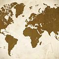 World Grunge by Ricky Barnard