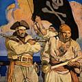 Wyeth: Treasure Island by Granger