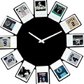 yankees Clock by Paul Van Scott