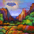 Zion Dreams by Johnathan Harris