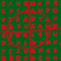 Zodiac Killer Code And Sign 20130213 by Wingsdomain Art and Photography