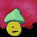 Zombie Mushroom 2 by Jera Sky