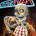 Zombie Pizza by Heather Calderon