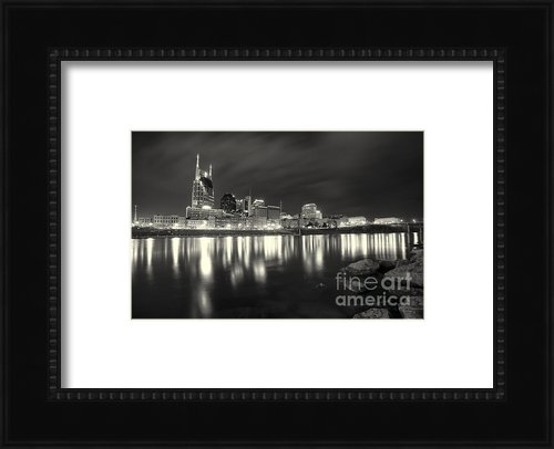 Jeremy Holmes - Black and White image of ... Print