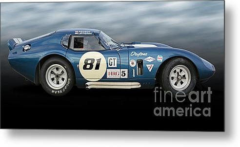 Tad Gage - Shelby Daytona Coupe Print