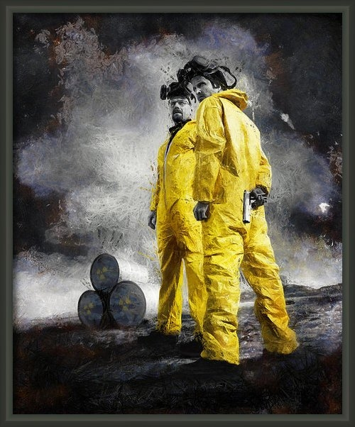 Ian Hufton - Breaking Bad Print