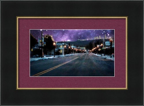 Earl Devendorf - Starry Night Print